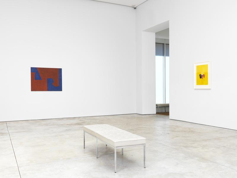 Serge Poliakoff - Exhibitions - Cheim Read