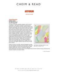 Artforum 8/15