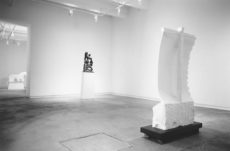 Saint Clair Cemin Sculpture June 8 - July 31, 1999