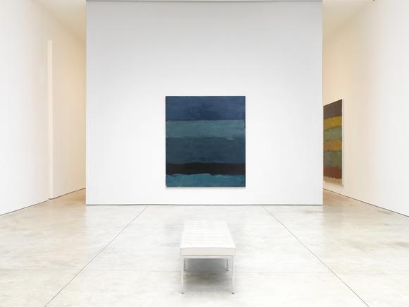 Sean Scully - Landline - Exhibitions - Cheim Read