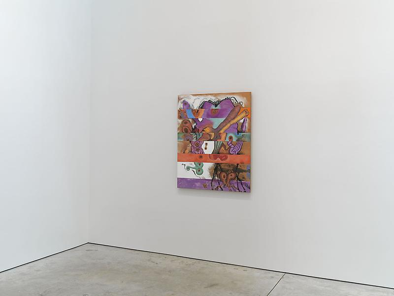 Reinventing Abstraction: New York Painting in the 1980s Curated by Raphael Rubinstein June 27 - August 30, 2013
