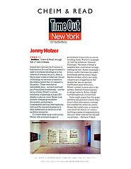 Time Out New York 6/06
