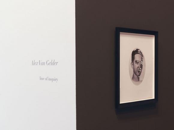 Alex Van Gelder - Line of Inquiry - Exhibitions - Cheim Read